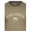 Fjällräven Trekking Equipment - Camiseta manga corta Hombre - Oliva